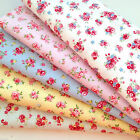summer bouquet mini floral 5 fat quarter or 5 metre bundle 100 % cotton fabric