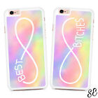 Best Bitches Infinity Phone Cases Best Friends BFF CASE COVER IPHONE 4 5 6