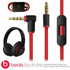 Beats Solo 2 Cord Best Deals - EEEKit Beats by Dr. Dre Headphone Replacement 3.5mm Audio Cable Cord Wire w/ Mic