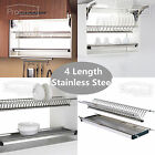 Folding 2-Tier Dish Drying Dryer Racks Drainer Plate for ...