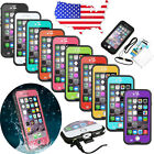 For Apple iPhone 6 6S Cover Redpepper Waterproof Shockproof Proof Hard Case