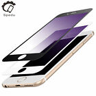 Ultraviolet (uv) Full screen coverage tempered glass screen protector For apple