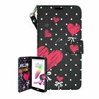 For HTC Desire 530 Flip Cover Hybrid PU Leather Wallet Pouch Case