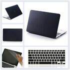 For Apple MAC MacBook Air 11 Pro/Retina 13 15 12 inch Rubberized Protective Case