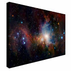 Orion nebula in the infrared Canvas Wall Art prints high quality