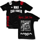 MMA Cage Fighter Stryker New Shorts Sleeve T-Shirt Top Tapout UFC Pitt Bull Dog