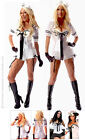 Hot Sexy Women Sailor Costume Set Halloween Cosplay NEW S or M USA Seller!