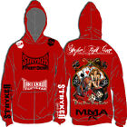 STRYKER NEW HOODIE SWEATSHIRT JACKET T MMA UFC MENS FIGHTER CLOTHING SZ ANY BJJ