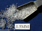 100 cubic zirconia loose stones from 1mm up to 3mm