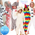 Girls 1Onesie Girls All In One Pyjamas Boys All In One Pyjamas Girls Pyjama Set