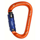 Pirate Aluminum Hms Pear Carabiner (all Colors Versions) Rock Exotica