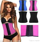 Supermodels Secrets Waist Trainer Instant Slimming Corset - Purple