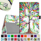 Slim Fit PU Leather Case Stand Cover for Verizon Ellipsis 8 4G LTE / Kids Tablet