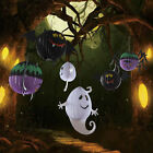 Halloween Hanging Lantern Bat Spider Ghost Shape Paper For Party Decoration Hot
