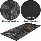 Yes4All New Gun Mat Cleaning PAD Soft Non Slip Surface 36 x16 inch Black