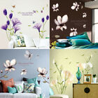 Removable Bud Home Living Room Mural Decor Art Vinyl Decal DIY Wall Stickers