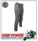 Richa LADIES Colorado Motorcycle Motorbike Trousers Jeans - Black