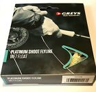 Greys NEW Platinum SHOOT Floating Fly Fishing Lines