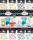 Candy Buffet Stickers Wedding Party Labels Kit Set Candy Bar Decoration