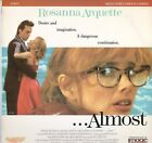 ALMOST aka WENDY CRACKED A WALLNUT NTSC LASERDISC Rosanna Arquette,Bruce Spencer