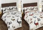 Rapport Natural Woodland Stag Duvet Cover including Pillowcase Set