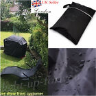 PATIO BBQ COVER OUTDOOR GARDEN BARBEQUE GRILL STORAGE PROTECTOR WATERPROOF InUK