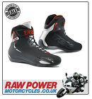 TCX X-Square Sport Motorcycle Motorbike Boots - Black/White