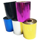 Hot Stamping Foil Paper Gold , Silver , Black , Blue , Purple Specialty Printing