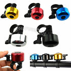 Metal Bicycle Bike Cycling Handlebar Bell Ring Horn Sound Alarm Loud Safety