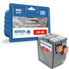 COMPATIBLE NEOPOST 300842 FRANKING MACHINE CARTRIDGE WITH RED INK