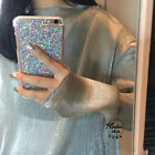 Hot Luxury Sexy Bling Sparkle Glitter girl Soft case Cover for iPhone 7 6S Plus