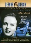 DEANNA DURBIN THE COLLECTION BOX SET 3 - 5 DISCS, NICE GIRL, HERS TO HOLD & MORE