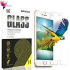 """New Retail Box 9H+ Tempered Glass Screen Protector for Apple iPhone 7 4.7"""" 4 Lot"""
