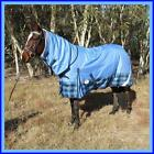 LOVE MY HORSE 600D 180g 5'0 - 6'6 Reflective Winter Combo Waterproof Rug Tartan