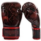 VENUM FUSION BOXING GLOVES - RED UFC MMA