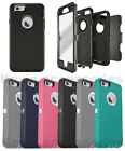For Apple iPhone 7 & 7 Plus Case Cover with Belt Clip Fits Otterbox Defender
