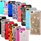For iPhone 7  iPhone 7 Plus Case Hybrid Shockproof Hard Heavy Duty Rubber Cover