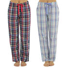 Ladies Womens Lounge Pants Pyjamas Bottoms Trousers Night Wear woven