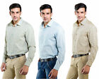 LNY Mens Cotton Casual Shirt - LNY111746 (Pack of 3)