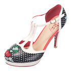 Dancing Days High Heel Pumps - Ruby Schwarz