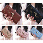1 pc Fashion Women Bifold Wallet Leather Clutch Card Holder Purse Long Handbag