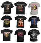 Official Iron Maiden Mens Rock Music Metal T-Shirt Trooper Book Of Souls Killers