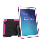 """Hybrid Protective Hard Case Cover for Samsung Galaxy Tab S2 Tablet 8.0"""" / 9.7"""""""