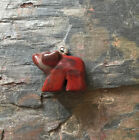 925 Silver & Carved Stone Bear Pendant Necklace 18 Choices Reiki Healing Gift