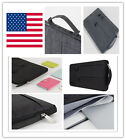 "Gearmax Protective Zipper Laptop Sleeve Bag Cover For Macbook Pro 11"" 13"" 15"""