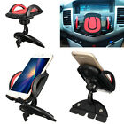 Hot -X2U265 360° Adjust Car CD Slot Mount Holder Stand For Cell Phone GPS Lenovo