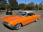 Oldsmobile: Eighty-Eight - Oregon Showroom 1961 Orange - Oregon Showroom!