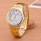 New Fashion Sport Dress Stainless Steel Luxury Alloy Men Wrist Watch Watches