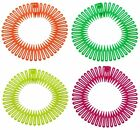 2 Pack Neon Flexi Comb in various colours