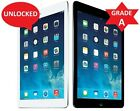 Apple iPad Air 1st Gen 64GB WiFi + Cellular (Unlocked) Space Gray or Silver (R)